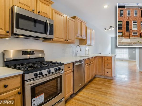 2 bed 2 bath Townhouse at 819 S Lakewood Ave Baltimore, MD, 21224 is for sale at 265k - 1 of 27