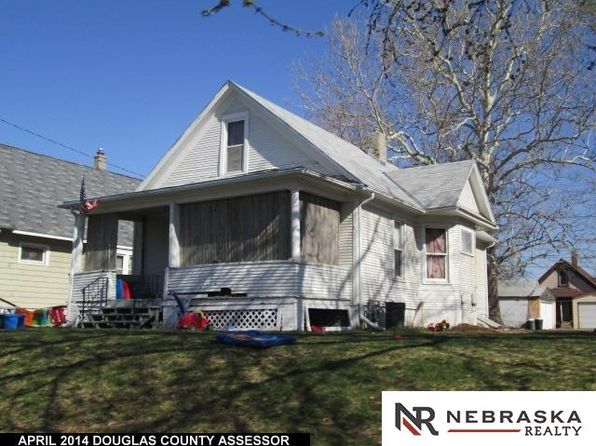 4 bed 1 bath Single Family at 2420 Ellison Ave Omaha, NE, 68111 is for sale at 40k - google static map