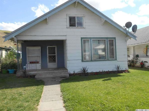 4 bed 1.5 bath Single Family at 968 Columbia Pomeroy, WA, 99347 is for sale at 79k - 1 of 13