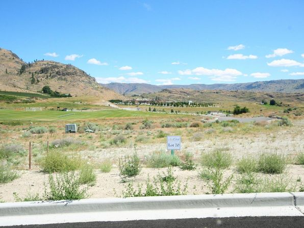 null bed null bath Vacant Land at 400 Spring View Pl Chelan, WA, 98816 is for sale at 79k - google static map