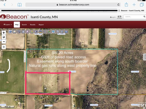 null bed null bath Vacant Land at 349XX Helium St NW Princeton, MN, 55371 is for sale at 100k - 1 of 4