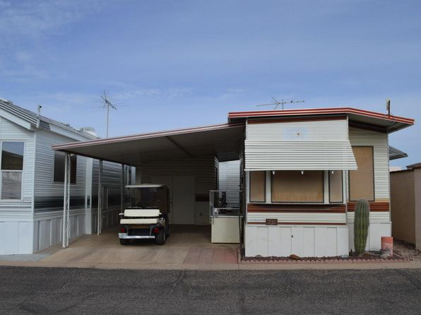 1 bed 1 bath Mobile / Manufactured at 226 E Mesa Dr Florence, AZ, 85132 is for sale at 20k - 1 of 8