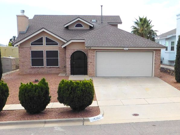 3 bed 2 bath Single Family at 4512 Loma De Plata Dr El Paso, TX, 79934 is for sale at 115k - 1 of 32