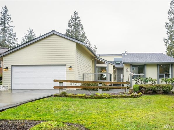 4 bed 2 bath Single Family at 2625 Blackberry Ln Bellingham, WA, 98229 is for sale at 525k - 1 of 25
