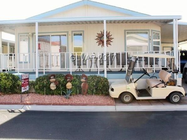 2 bed 2 bath Mobile / Manufactured at 381 Montecito Dr Pahrump, NV, 89048 is for sale at 105k - 1 of 25