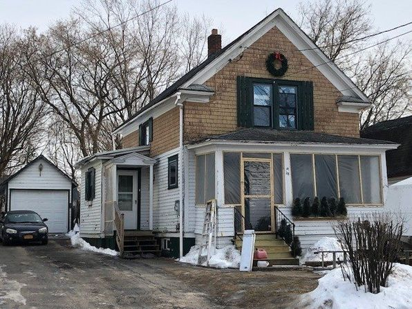 3 bed 1 bath Single Family at 28 Spruce St Massena, NY, 13662 is for sale at 60k - google static map