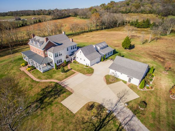 5 bed 7 bath Single Family at 4678 Harpeth Peytonsville Rd Thompsons Station, TN, 37179 is for sale at 2.70m - 1 of 9