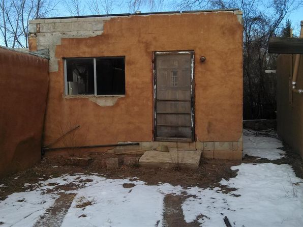 1 bed 1 bath Single Family at 801 1/2 Abeyta St. (Formally Santa Fe, NM, 87505 is for sale at 65k - google static map