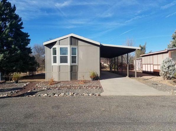 2 bed 2 bath Mobile / Manufactured at 1487 W Horseshoe Bend Dr Camp Verde, AZ, 86322 is for sale at 60k - 1 of 21