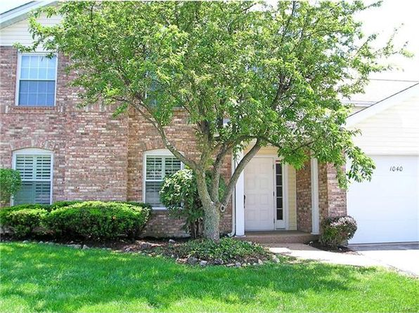 2 bed 2 bath Condo at 1044 Windstream Dr Saint Peters, MO, 63376 is for sale at 140k - 1 of 17