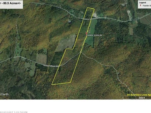 null bed null bath Vacant Land at 580 Violette Settlement Rd Fort Kent, ME, 04743 is for sale at 90k - 1 of 5