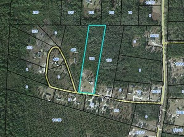 null bed null bath Vacant Land at 182 Crosby Ln Hortense, GA, 31543 is for sale at 18k - google static map