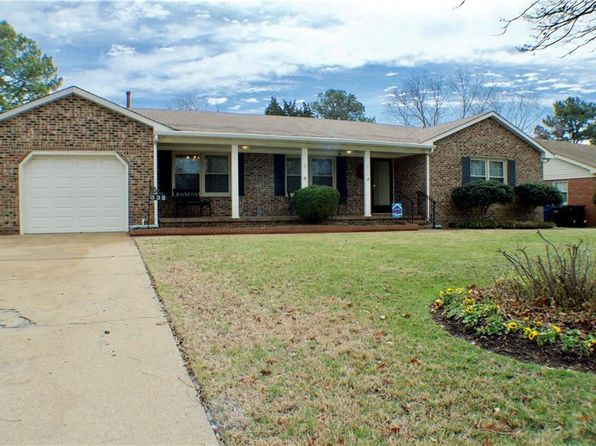 3 bed 2 bath Single Family at 332 S Newtown Rd Virginia Beach, VA, 23462 is for sale at 275k - 1 of 32