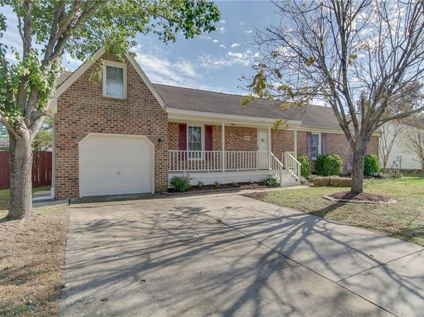 4 bed 2 bath Single Family at 403 Appaloosa Trl Chesapeake, VA, 23323 is for sale at 275k - 1 of 30