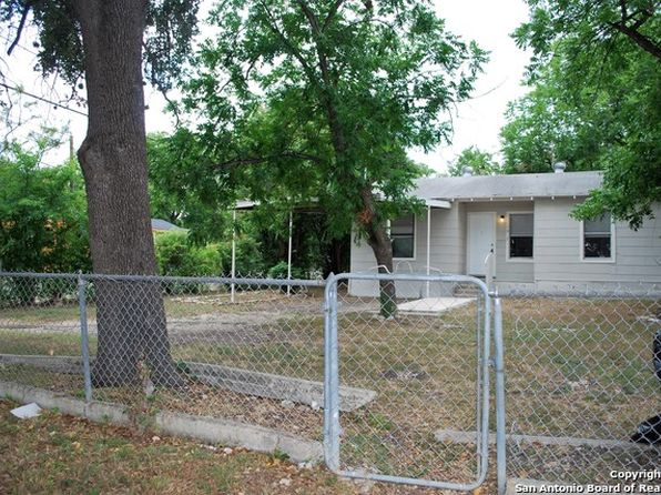 2 bed 1 bath Single Family at 4947 Bluff St San Antonio, TX, 78228 is for sale at 85k - 1 of 19
