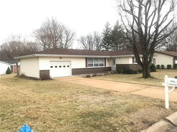 3 bed 2 bath Single Family at 324 Meadow Dr Washington, MO, 63090 is for sale at 155k - 1 of 21