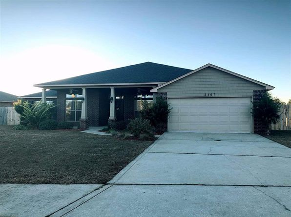 4 bed 2 bath Single Family at 5467 Turbine Way Pace, FL, 32571 is for sale at 250k - 1 of 39
