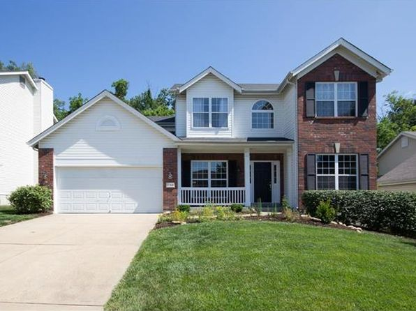 4 bed 3 bath Single Family at 17368 Hilltop Ridge Dr Eureka, MO, 63025 is for sale at 295k - 1 of 46