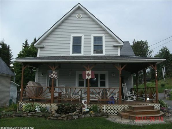 3 bed 1 bath Single Family at 281 Burleigh Rd Westfield, ME, 04787 is for sale at 113k - 1 of 31