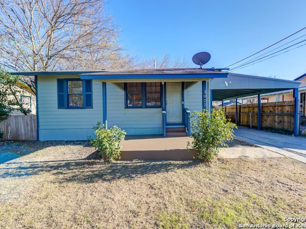 2 bed 1 bath Single Family at 3022 MARS ST SAN ANTONIO, TX, 78226 is for sale at 80k - 1 of 12