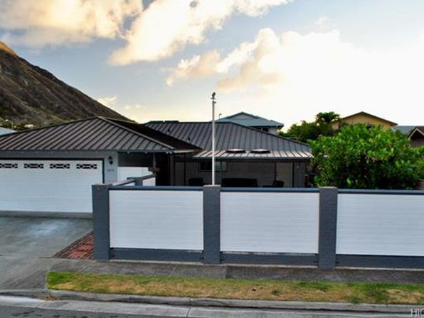 3 bed 3 bath Single Family at 7215 Kuahono St Honolulu, HI, 96825 is for sale at 1.05m - 1 of 10