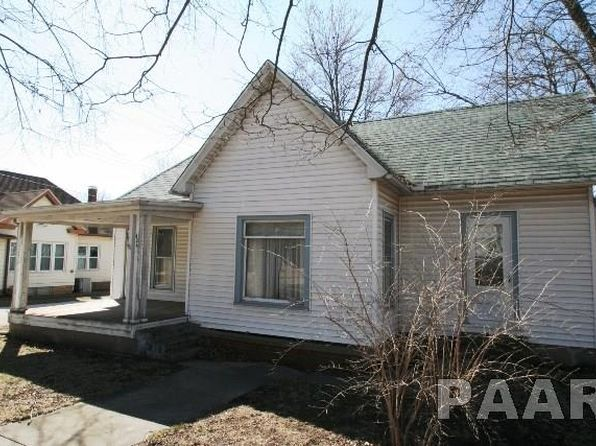 2 bed 1 bath Single Family at 404 S Orchard St Mackinaw, IL, 61755 is for sale at 49k - google static map
