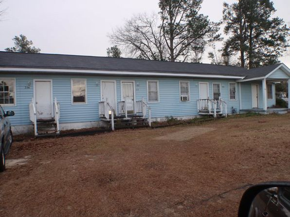 null bed null bath Multi Family at 310-314 Johnson St New Ellenton, SC, 29809 is for sale at 60k - google static map