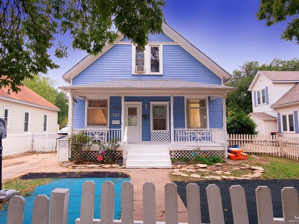 3 bed 1 bath Single Family at 321 N Penn Ave Salina, KS, 67401 is for sale at 75k - 1 of 19