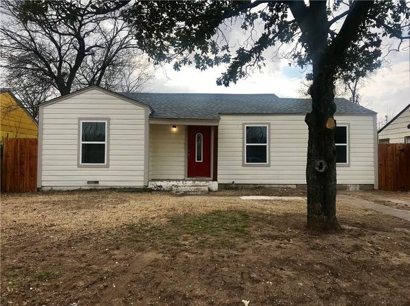 4 bed 1 bath Single Family at 2709 NW 34th St Fort Worth, TX, 76106 is for sale at 110k - 1 of 6