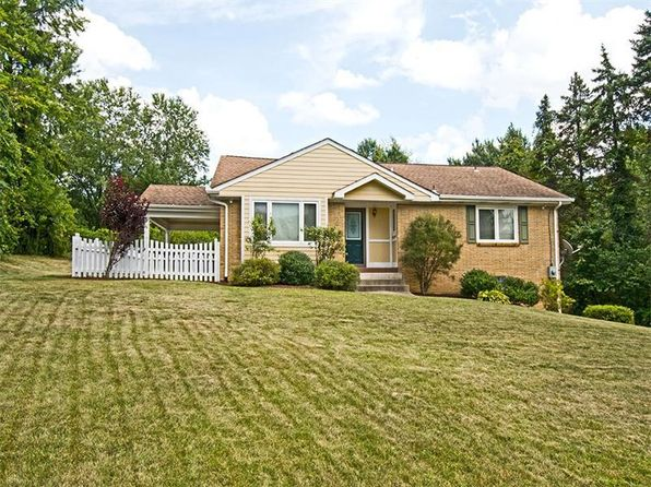 3 bed 3 bath Single Family at 2533 Old Washington Rd Pittsburgh, PA, 15241 is for sale at 230k - 1 of 18