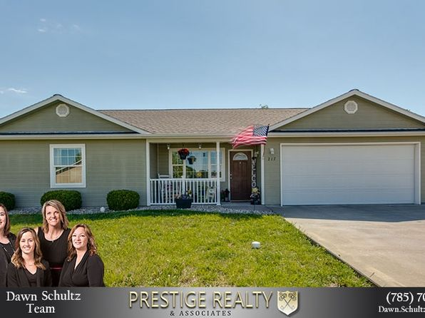 3 bed 2 bath Single Family at 217 HACKBERRY AVE MANHATTAN, KS, 66502 is for sale at 157k - 1 of 17