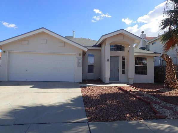 4 bed 2 bath Single Family at 4428 Loma Diamante Dr El Paso, TX, 79934 is for sale at 128k - 1 of 19