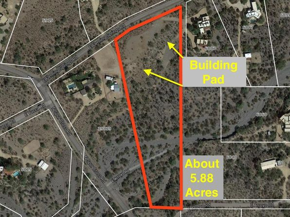 null bed null bath Vacant Land at 5933 E Fleming Springs Rd Cave Creek, AZ, 85331 is for sale at 354k - 1 of 13