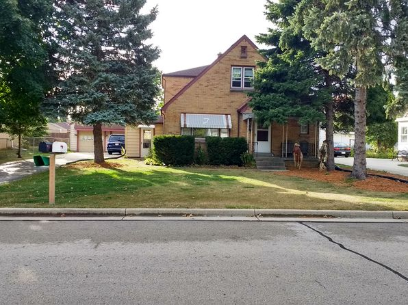 3 bed 2 bath Multi Family at 4329 S 47th St Milwaukee, WI, 53220 is for sale at 190k - google static map