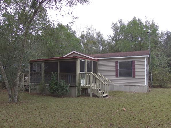 2 bed 2 bath Mobile / Manufactured at 13491 NE 7th Ct Trenton, FL, 32693 is for sale at 87k - 1 of 16