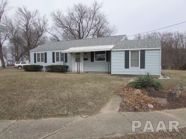 4 bed 1.5 bath Single Family at 110 Saint Clair Dr Marquette Heights, IL, 61554 is for sale at 90k - 1 of 22