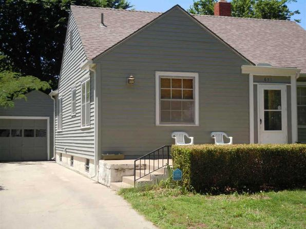 2 bed 1 bath Single Family at 651 S Estelle St Wichita, KS, 67211 is for sale at 74k - 1 of 19