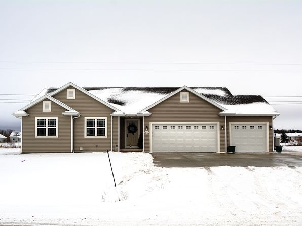 3 bed 2 bath Single Family at W2123 TIM DR BRILLION, WI, 54110 is for sale at 205k - 1 of 9