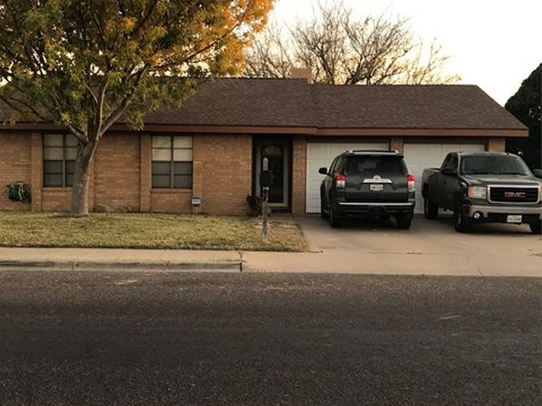 3 bed 2 bath Single Family at 400 E 86th St Odessa, TX, 79765 is for sale at 166k - 1 of 13