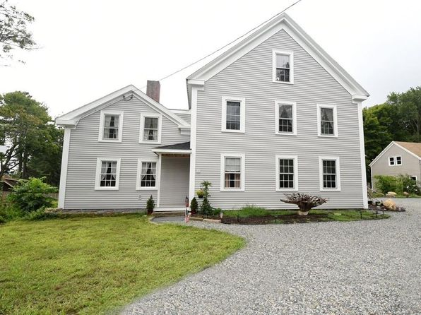 4 bed 3 bath Single Family at 40 Gibbs Ave Wareham, MA, 02571 is for sale at 325k - 1 of 16