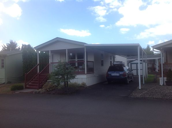 2 bed 2 bath Mobile / Manufactured at 191 Cardinal Ln Kelso, WA, 98626 is for sale at 42k - 1 of 7