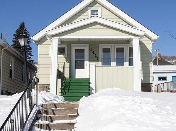 2 bed 2 bath Single Family at 4411 W 7th St Duluth, MN, 55807 is for sale at 115k - 1 of 16