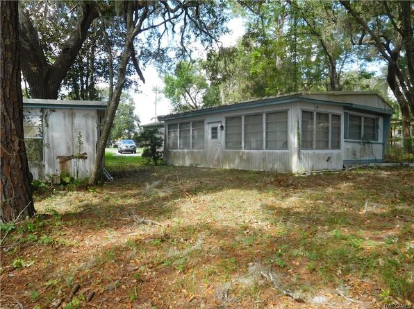 2 bed 1 bath Mobile / Manufactured at 4100 E Lake Park Dr Hernando, FL, 34442 is for sale at 52k - 1 of 7