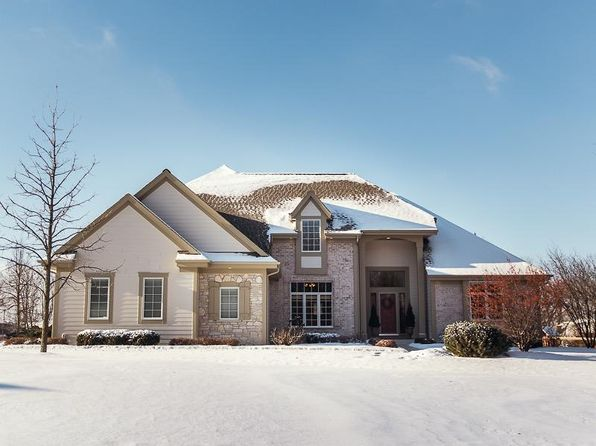 4 bed 4 bath Single Family at 4011 Hawks Ridge Dr Hubertus, WI, 53033 is for sale at 600k - 1 of 25