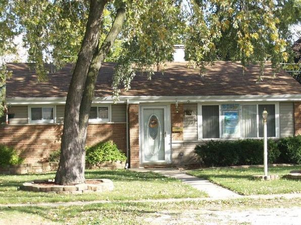 2 bed 1 bath Single Family at 1355 Burnham Ave Calumet City, IL, 60409 is for sale at 50k - google static map
