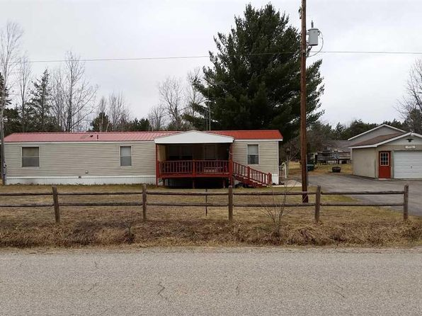 2 bed 1 bath Mobile / Manufactured at 6520 Turtle Rd Turner, MI, 48765 is for sale at 40k - 1 of 48