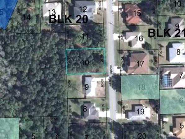 null bed null bath Vacant Land at 22 UHL PATH PALM COAST, FL, 32164 is for sale at 20k - 1 of 2