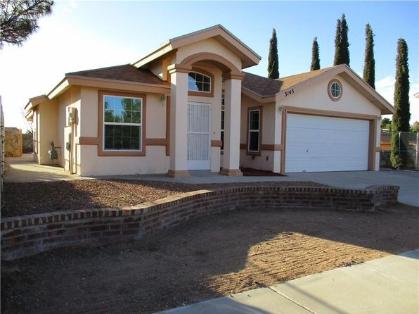 4 bed 2 bath Single Family at 3145 ABBEY WOODS PL EL PASO, TX, 79936 is for sale at 135k - 1 of 26