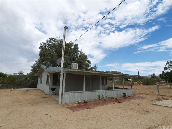 1 bed 1 bath Single Family at 6611 Center St Joshua Tree, CA, 92252 is for sale at 89k - 1 of 11