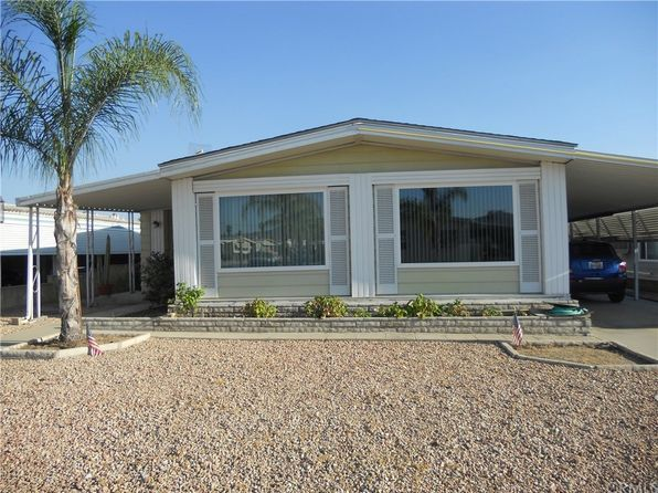 2 bed 2 bath Mobile / Manufactured at 30857 Silver Palm Dr Homeland, CA, 92548 is for sale at 125k - 1 of 25